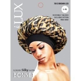 Bonnet en satin taille l-xl QFITT LUX