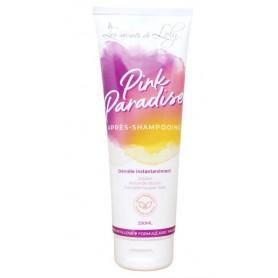 LES SECRETS DE LOLY Après-shampoing PINK PARADISE 250ml