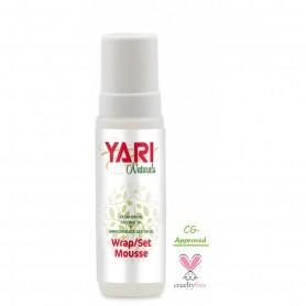 YARI Mousse coiffante forte tenue WRAP/SET 220ml