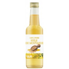 100% PURE MUSTARD OIL 250ml (Mustard Oil)