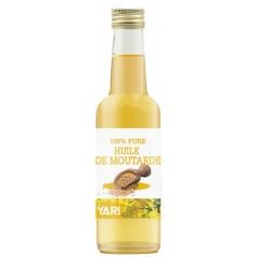 Huile de MOUTARDE 100% PURE 250ml (Mustard Oil)