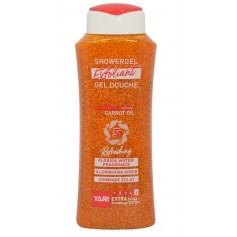 Gel douche extra gommant CAROTTE 500ml