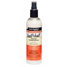 AUNT JACKIE'S Lait démêlant hydratant Flaxseed 355ml HALF & HALF