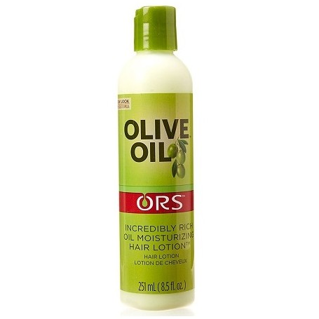 Organic Root Stimulator ORS Lotion coiffante OLIVE 251ml