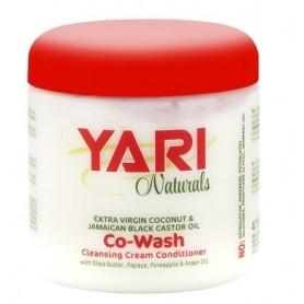 YARI Co-wash BLACK RICIN and COCO 475ml (Cleansing Cream Conditioner)