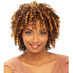 IT'S A WIG STRAW CURL wig