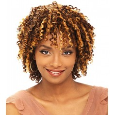 IT'S A WIG perruque STRAW CURL