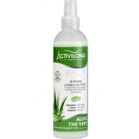 ACTIVILONG Spray Bi Phase à l'Aloes et Thé Vert 240ml