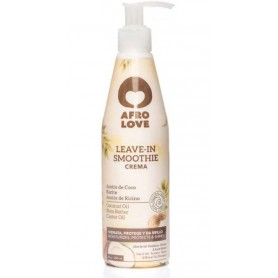 AFRO LOVE Leave-in conditioner sans rinçage 450ml (Smoothie)