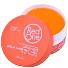 Cire capillaire RED ONE ORANGE AQUA HAIR WAX 150ml