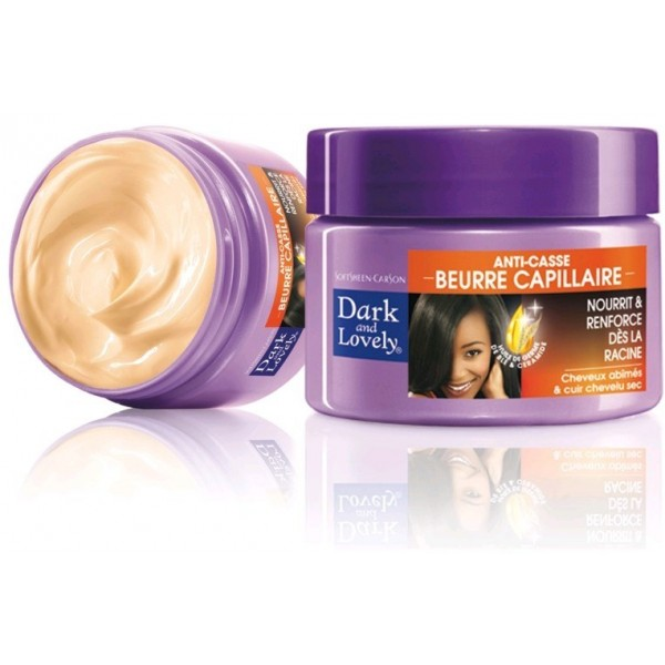 Dark & Lovely Beurre de soin capillaire Anti casse 150ml