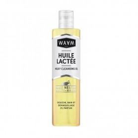 WAAM COSMETICS Base huile lactée 200ml