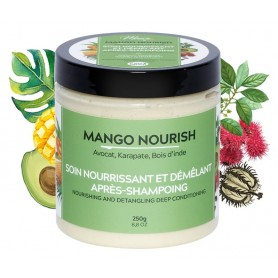 MANGO BUTTERFULL MANGO NOURISH Soin nourrissant & démêlant MANGO NOURISH 250g