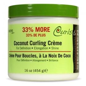 Crème pour boucles Coconut Curling 454g