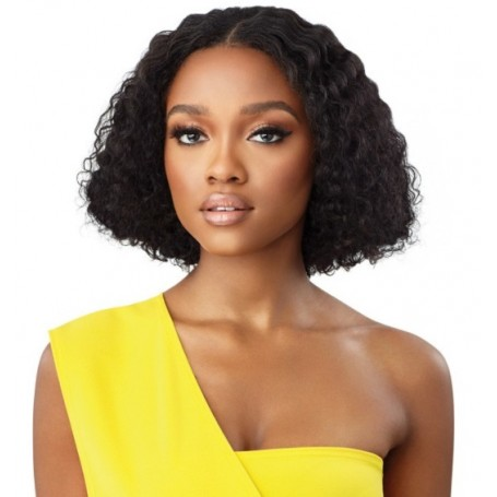 """OUTRE perruque Mytresses Gold DOMINICAN CURLY 10"""" (U-PART CAP)"""