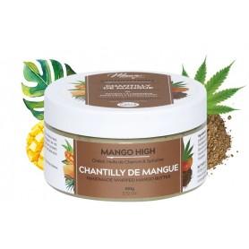 MANGO BUTTERFULL Chantilly de Mangue, Chebé et Chanvre MANGO HIGH 100g