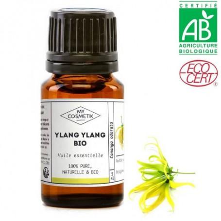 MY COSMETIK Huile essentielle d'Ylang Ylang BIO 5ml