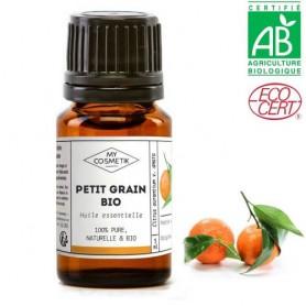 MY COSMETIK Huile essentielle de Petit Grain BIO 5ml