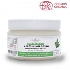 Base neutre bio pour Après shampoing 200ml