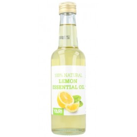 YARI Huile de CITRON 100% naturelle 250ml (Lemon)