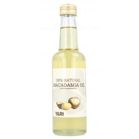 YARI Huile de Macadamia 100% naturelle 250ml