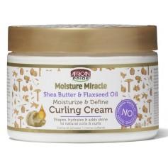 Crème coiffante pour boucles (Moisture Miracle) 340g