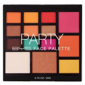 BE YOUR SELF Palette Full Make-up Party 28g