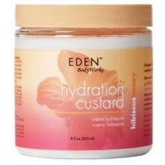 Crème hydratante pour boucles HIBISCUS & MIEL 253ml (Hydratation Custard)