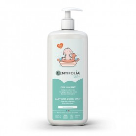 CENTIFOLIA Gel lavant bio pour bébé hypoallergénique 485ml
