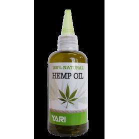 YARI Huile de CHANVRE 100% Naturelle 105ml (Hemp oil)