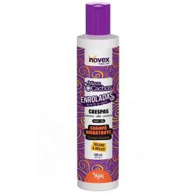 NOVEX Shampoing hydratant cheveux crépus 300ml