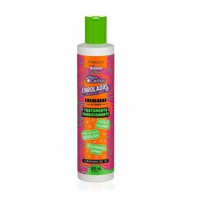 Après-shampoing volumisant cheveux bouclés 300ml