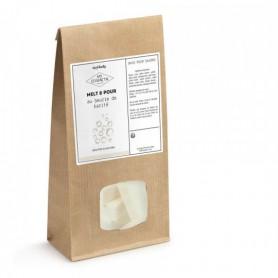 Base pour savon au beurre de karité 200g