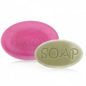 """Moule à savon ovale en silicone """"SOAP"""""""