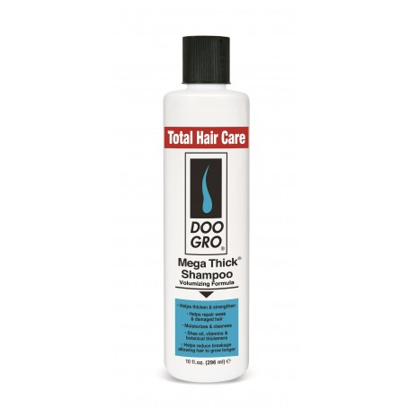 DOO GRO Shampoing Épaississant & Fortifiant MEGA THICK 296ml