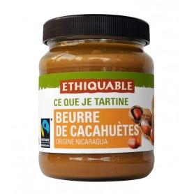 Beurre de cacahuètes BIO 350g