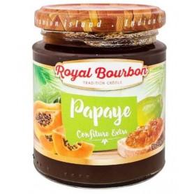 ROYAL BOURBON Confiture extra à la Papaye 250g