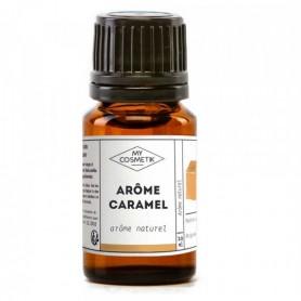 MY COSMETIK Arôme naturel de caramel (fragrance) 10ml
