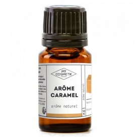 Arôme naturel de caramel (fragrance) 10ml