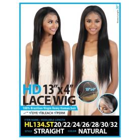 BESHE perruque brésilienne HL134.ST30 (HD Lace front)