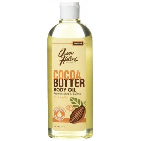 QUEEN HELENE Huile pour le corps COCOA BUTTER 296ml