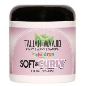 TALIAH WAAJID Crème définition boucles SOFT & CURLY pour enfants 177ml