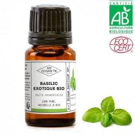 MY COSMETIK Huile essentielle de Basilic exotique BIO 5ml