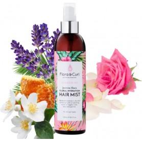 FLORA & CURL Spray hydratant boucles au Jasmin HAIR MIST 250ml (Hydrate me)