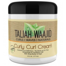 TALIAH WAAJID Crème conditionnante pour boucles (Curly Curl cream) 170g
