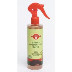Spray hydratant à l'huile d'olive 250ml