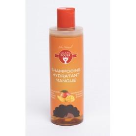 CRAZY POUSS Shampoing hydratant à la mangue 250ml