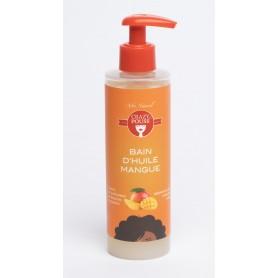 CRAZY POUSS Bain d'huile à la mangue 250ml