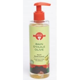 CRAZY POUSS Bain d'huile à l'olive 250ml