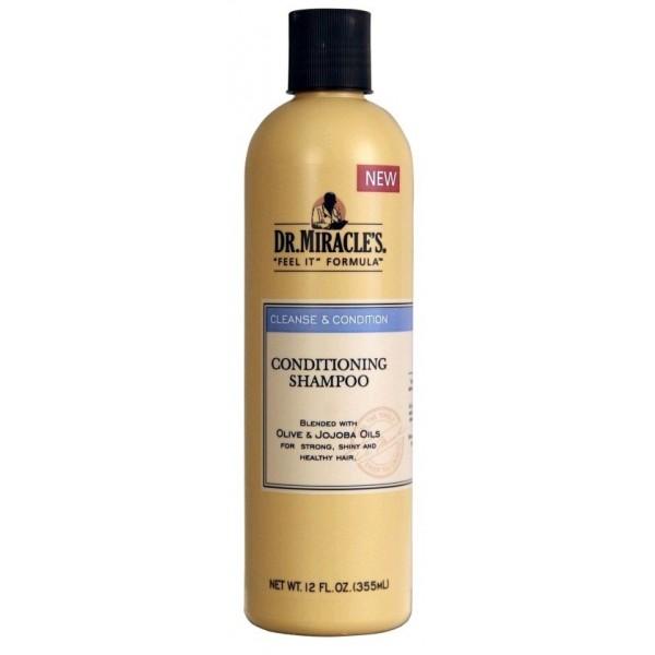 DR MIRACLE 'S Shampooing Olive et Jojoba 355ml